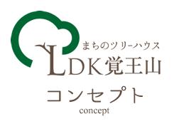 まちのツリーハウスLDK覚王山コンセプト